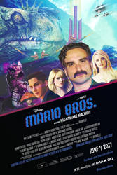 Mario Brothers and the Nightmare Machine by AmbientZero