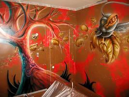 adams bedroom 1 by DanHazeltondotcom