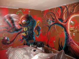 adams bedroom 3 by DanHazeltondotcom