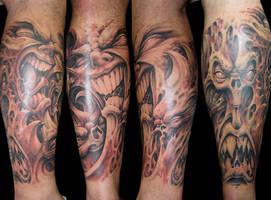 tattoo7 by DanHazeltondotcom