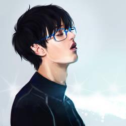 Yuri Katsuki by Naiome-san