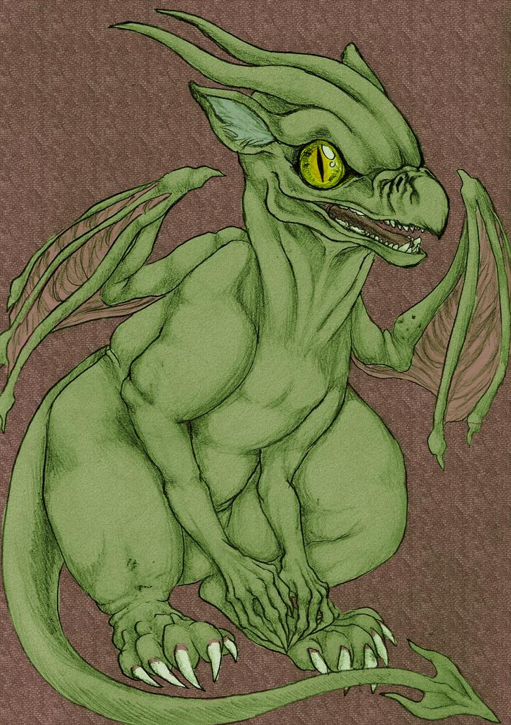 +Dragon+ by quietsecrets