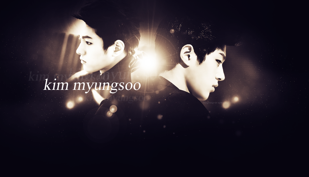 Infinite l Wallpaper Infinite l Myungsoo Wallpaper