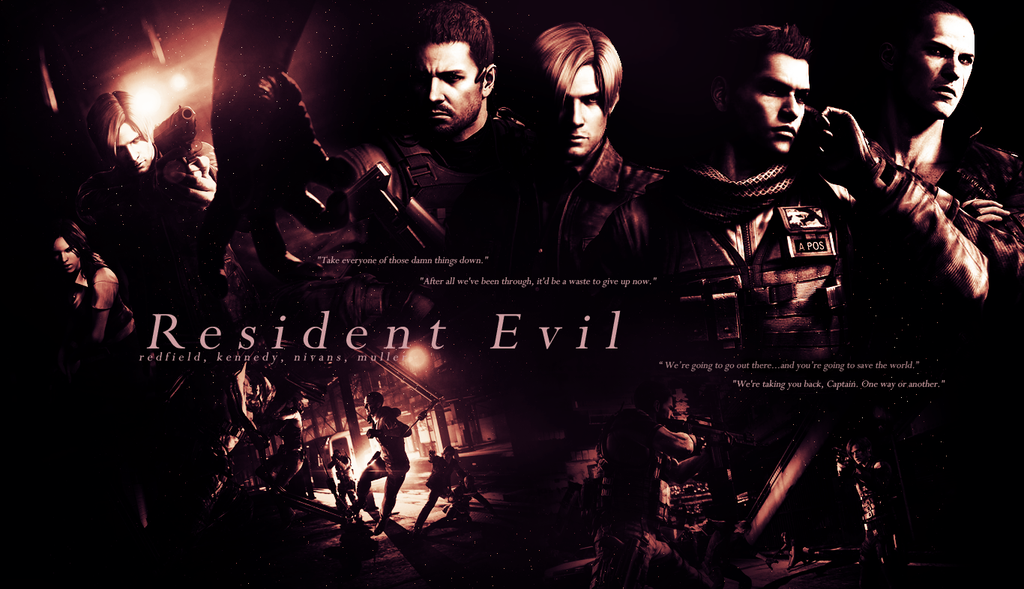 Resident Evil Wallpape...