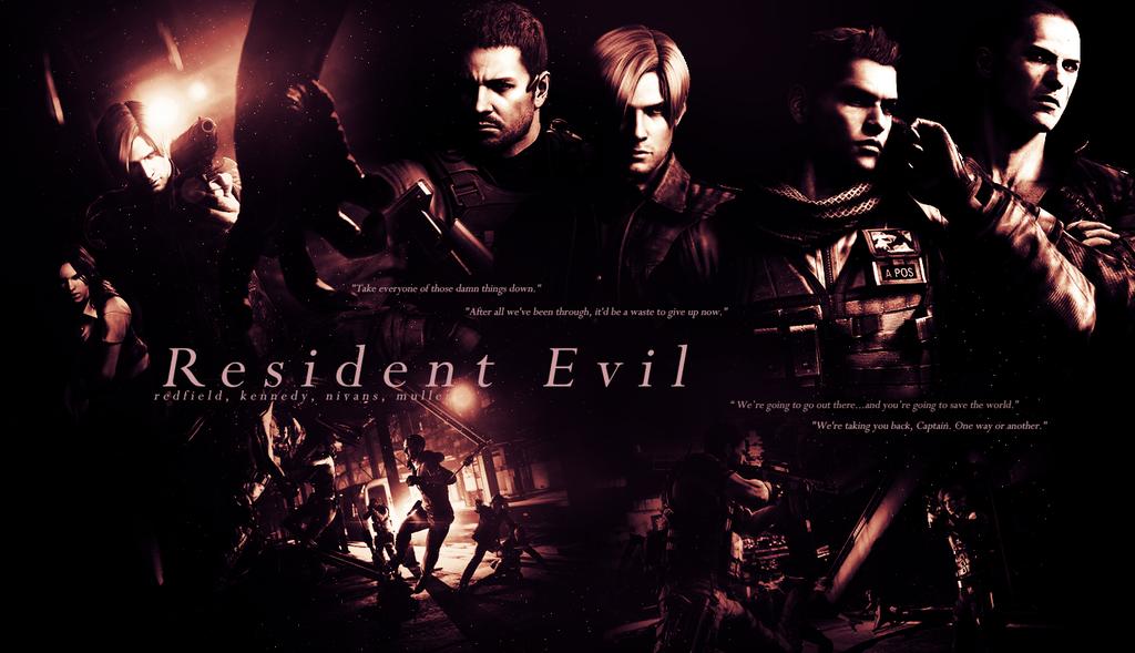 Resident Evil Wallpape...