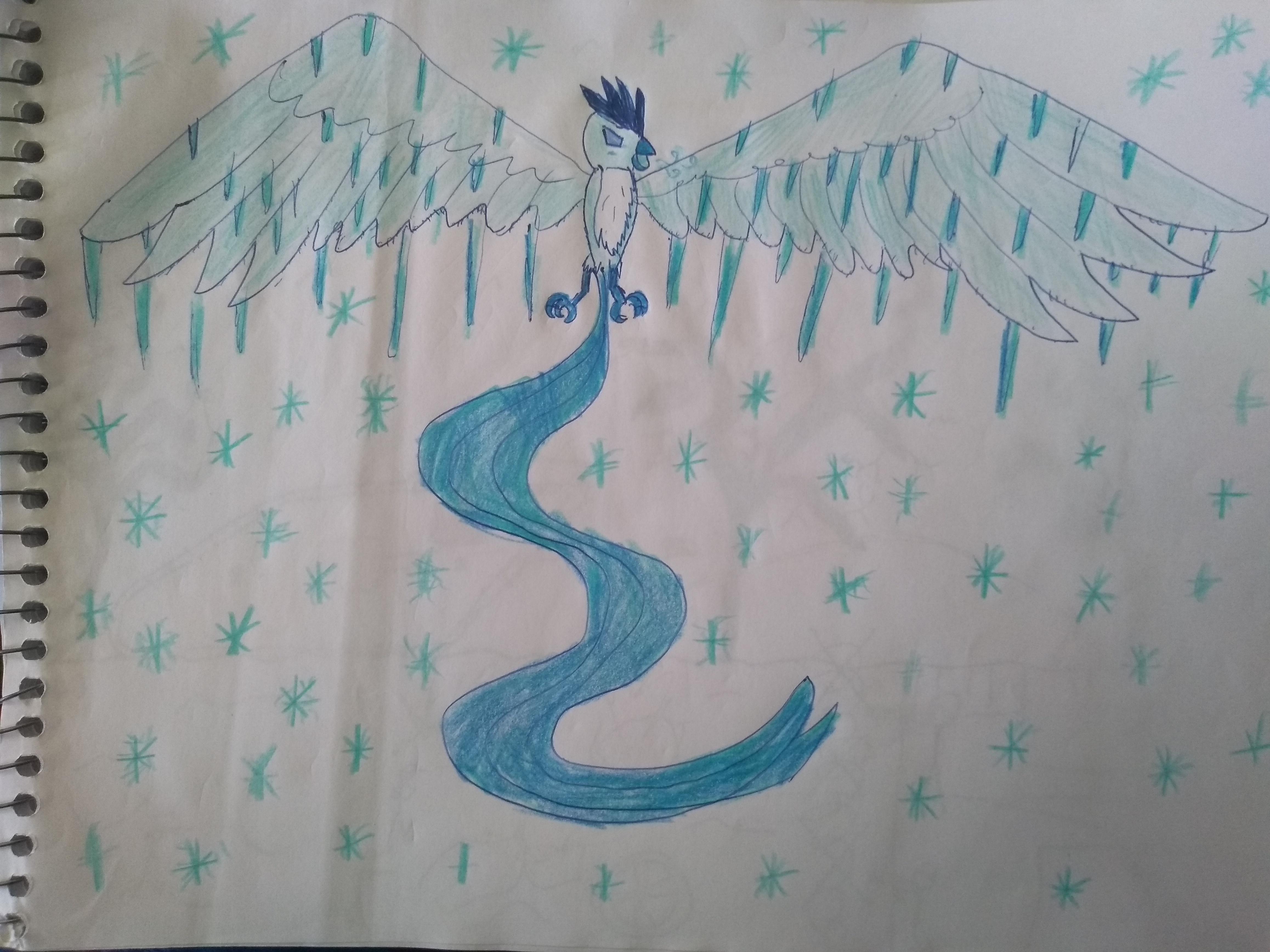 Ice Phoenix Articuno