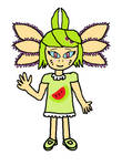 Axol And Melony's Daughter Name Melonaxol