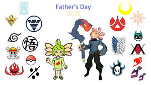 Father's Day Melonaxol And Axol