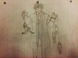 Yashiro Gaku {Spider Threads}