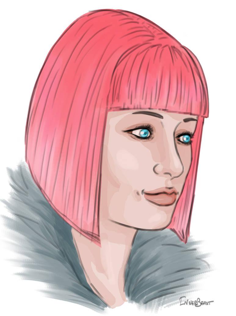 Chloe Killer AU by CecilMateus