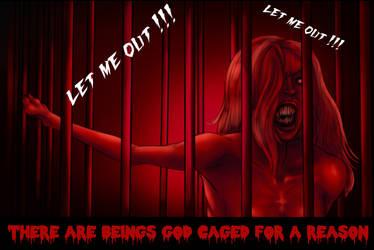 Caged Devil