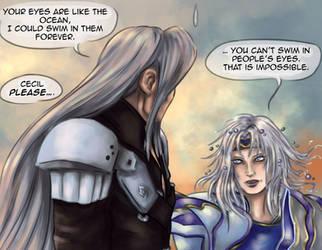 Sephiroth/Cecil Part II