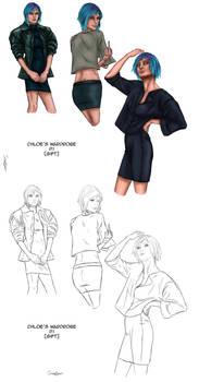 Chloe's wardrobe [gift]