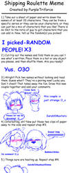 .:Shipping Roulette Meme:. by Floppy-Doggie