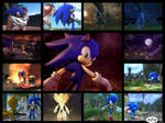 Sonic the Hedgehog 2006 Collage