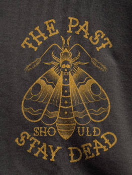 The past should stay dead