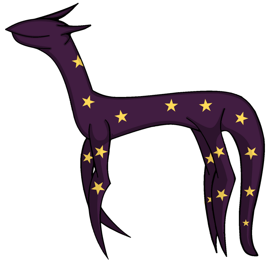 Creature of the Starry Night by Nifhr