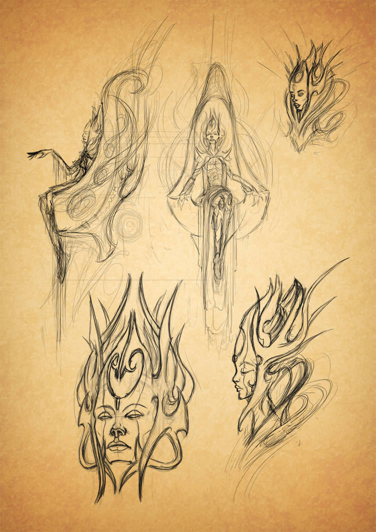 Queen Concept by InsaneInfernO