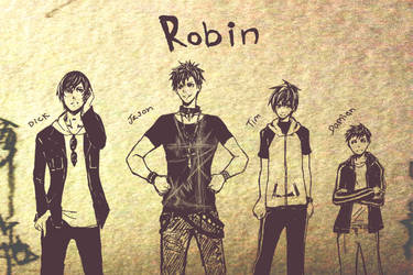 Robins Casual by C2ii