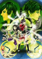 Kingdom Hearts Robin by C2ii