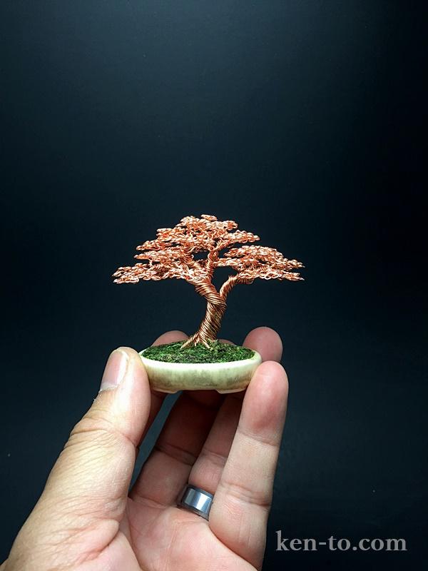 Broom Style Wire Bonsai Tree By Ken To By Kentoart On Deviantart