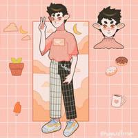 soft boy by blomtart