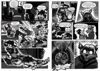 CVE: Encounter II by MikeFolf