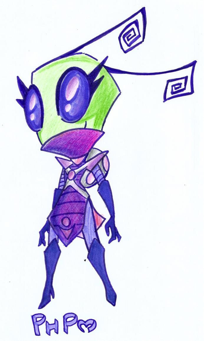 Bea -IZ OC- by PurpleHurricanePony