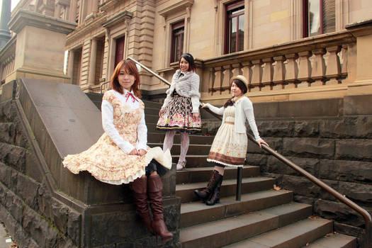Lolita Trio