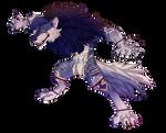 Fapquake werewolf