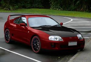 1998 Toyota Supra Chop