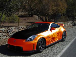 2007 Nissan 350Z Chop