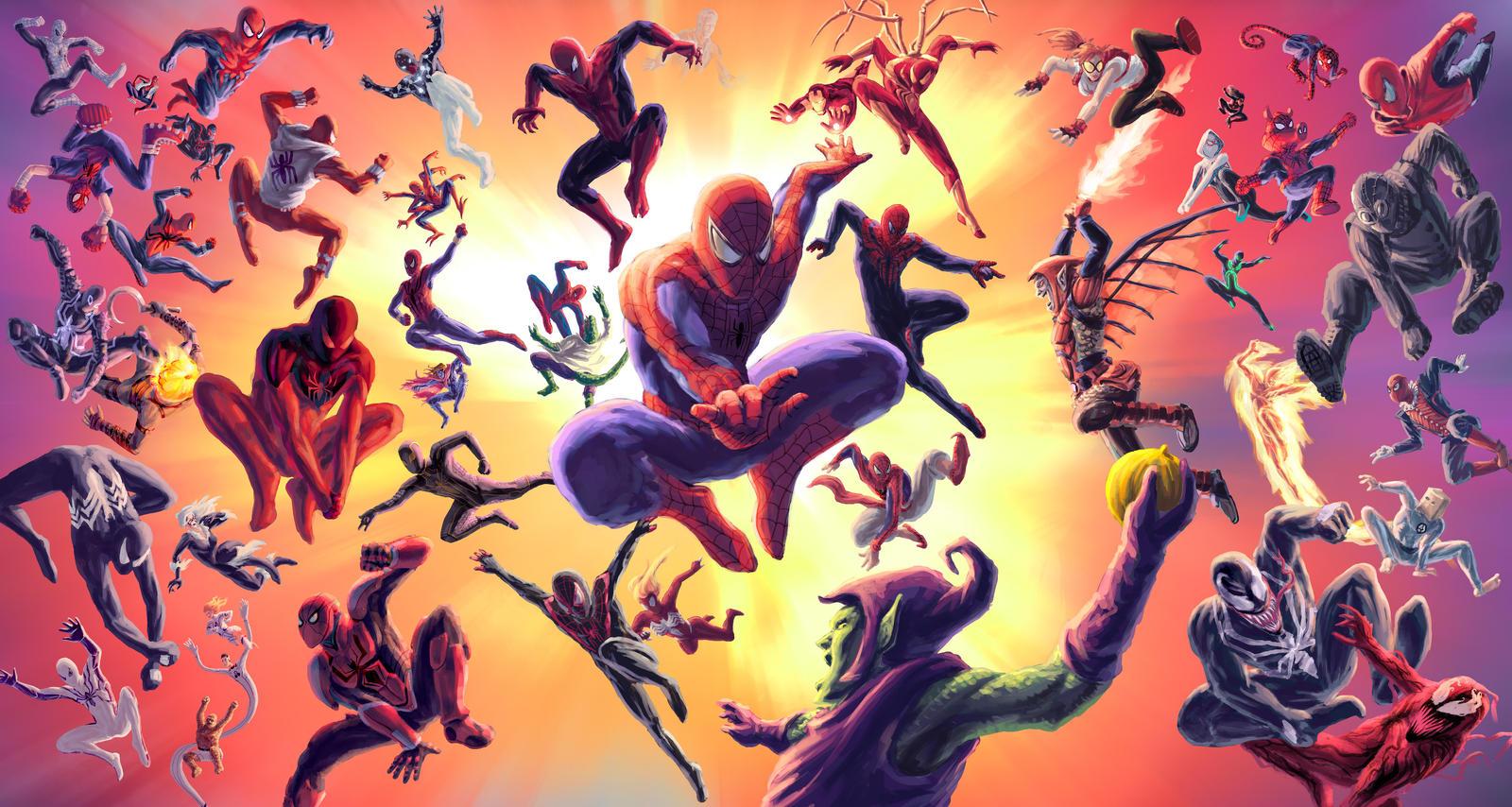 MARVEL COMICS PETER PARKER SPIDER-MAN MARCH '97 #78 VOL. 1 NO. 78 COLD BLOODED