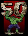 Incredible Hulk- 50th Smash-aversary!