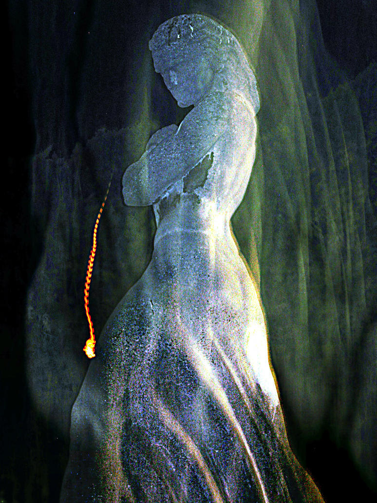 Terpsichore, Daughter of Zeus by Tony-Nejad