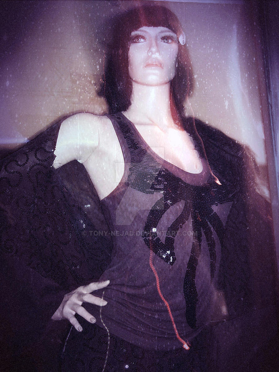 Celeberity Mannequin by Tony-Nejad