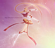 Eternal Sailor Moon by Alex-Asakura