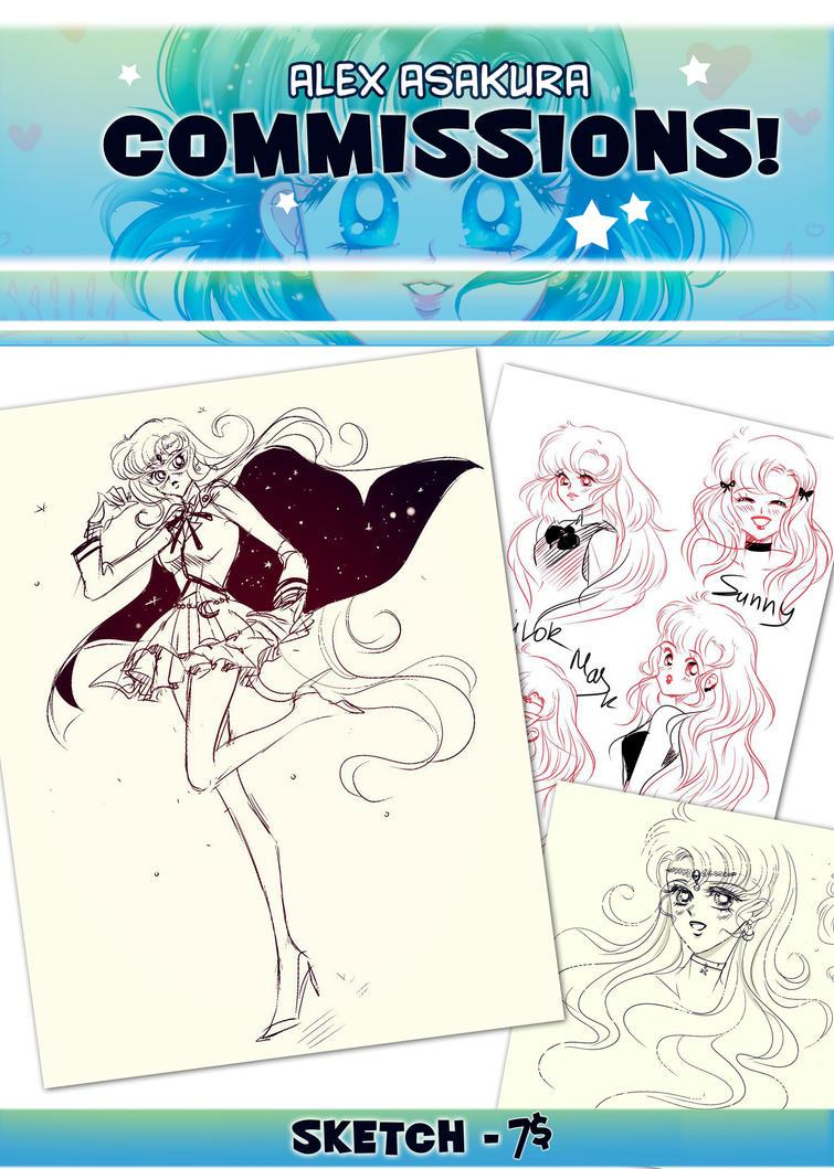 1 PAGE - PRICE by Alex-Asakura
