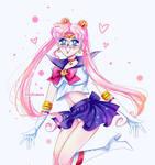Sailor Moon - PINK by Alex-Asakura