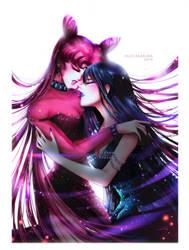 Dark Lady and Mistress 9 - Light by Alex-Asakura