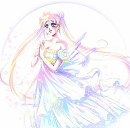 Princess Serenity by Alex-Asakura