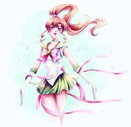 Sailor Jupiter by Alex-Asakura