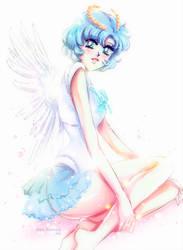 Sailor Mercury - Ami by Alex-Asakura