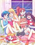 Winter - Sailor Senshi
