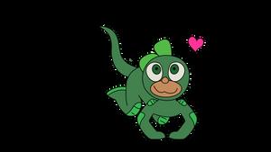Cute Gekko