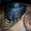 Posture collar with Chain by The-Lord-happismacks