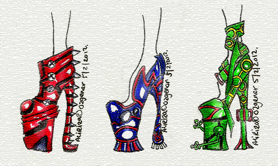 PokeHeels 2 by AlirizaDesign