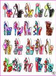 20 Sweet Heels