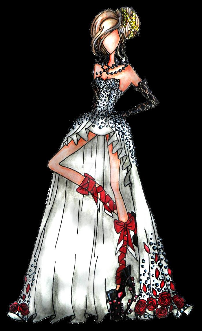 Bride by AlirizaDesign