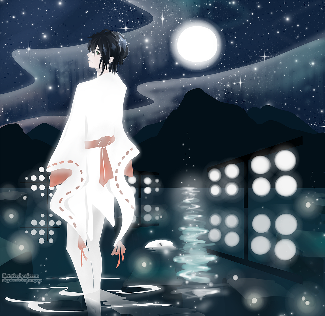 Shinsekai Yori: Karma Demon::. by sakonma on DeviantArt